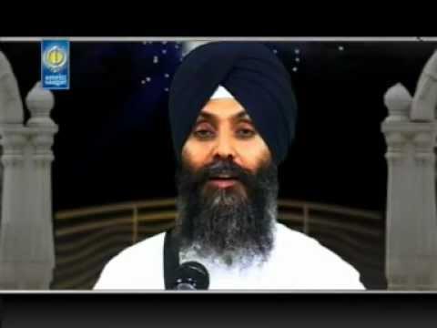 Har Bin Kaun Sahai Mann Ka - Bhai Joginder Singh Riar Ludhiana Wale