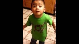 Little Boy Arguing with Mother: Linda, honey, just listen