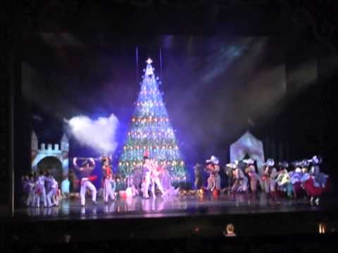 The Joffrey Ballet Nutcracker 2011-Final Dress Rehearsal
