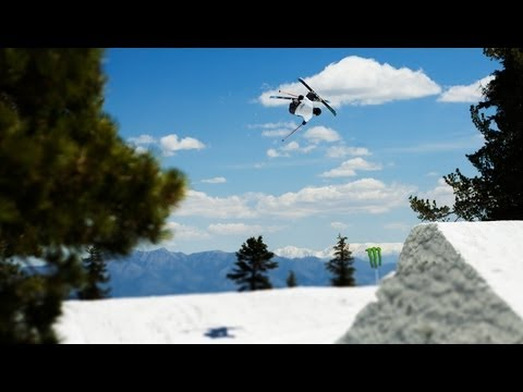 Tom Wallisch - Mammoth Mountain Spring Edit