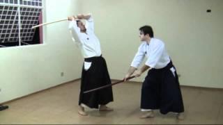 getlinkyoutube.com-Ogawa Ryu Kenjutsu Training IV