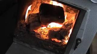 getlinkyoutube.com-Топливные брикеты или дрова,что лучше. Эксперемент!!!