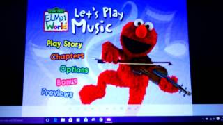 getlinkyoutube.com-ELMo's World- Let's Play Music