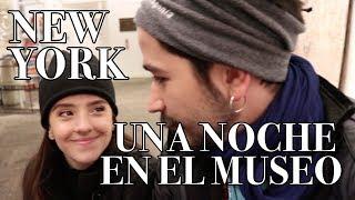 UNA NOCHE EN EL MUSEO en NY - Camilo y Evaluna (VLOG)