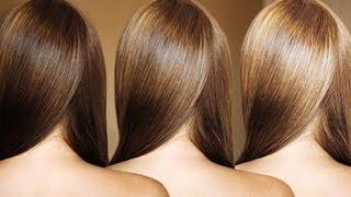 getlinkyoutube.com-طرق طبيعية لتفتيح لون الشعر بسرعة
