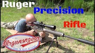 getlinkyoutube.com-Ruger Precision Rifle: 308 Budget Bolt Action Contender! (HD)