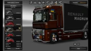 getlinkyoutube.com-[ETS2]Euro Truck Simulator 2 Renault Magnum Updates v 15.03