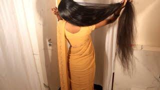 getlinkyoutube.com-Hairstyle for saree