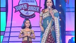 Super Singer 4 Episode 1 : Shanmukha Priya Performance