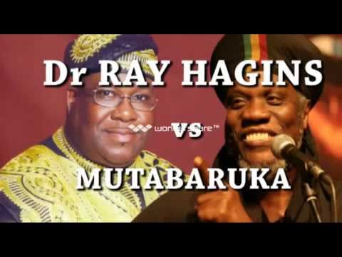Dr RAY HAGINS vs MUTABARUKA: The Bible, Jesus, Greeks & Homosexuality: Pt. 2