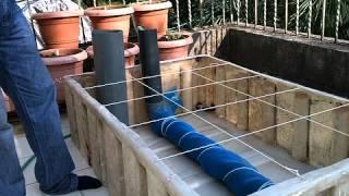 getlinkyoutube.com-Cheap Rooftop Vegetable Garden