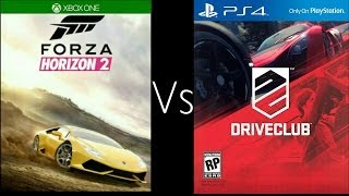 Forza Horizon 2 Vs Driveclub Which Is Better? (A Detailed Analysis)