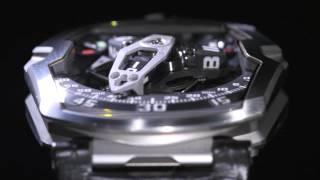getlinkyoutube.com-URWERK UR-210 Watch In Action