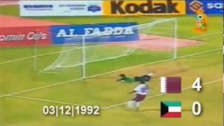 getlinkyoutube.com-أهداف منتخب قطر في كأس الخليج 1992 | خليجي 11
