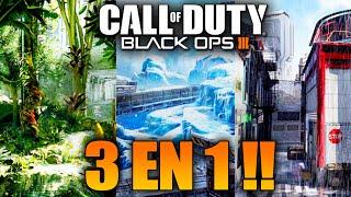 "getlinkyoutube.com-NOUVELLE MAP 3 EN 1 ! ""GAUNTLET"" GAMEPLAY ! BLACK OPS 3 DLC AWAKENING"