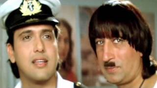 Pak Chik Pak Raja Babu - Govinda, Karishma Kapoor, Raja Babu, Comedy Song width=
