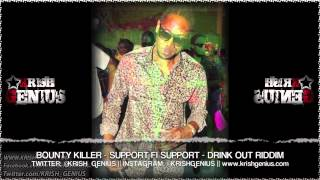 Bounty Killer - Support Fi Support
