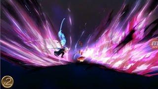 getlinkyoutube.com-Seven Knights X Devil May Cry 4 [JP] Skills Preview