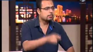 getlinkyoutube.com-لقاء مع الصحفى احمد عاشور و فضح ريهام سعيد بالفديو وسخريه احمد عبدالعزيز منها