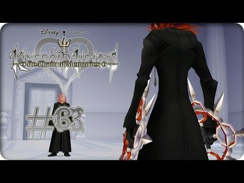 Let's Play Kingdom Hearts Re: Chain of Memories #63 [Full-HD] [Deutsch] - Kampf unter Feinden