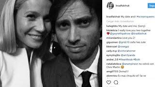 Gwyneth Paltrow se casa con su novio, Brad Falchuk
