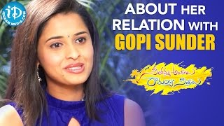 getlinkyoutube.com-Actress Arthana About Her Relation With Gopi Sunder | Seethamma Andalu Ramayya Sitralu
