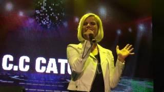 getlinkyoutube.com-C.C.Catch en Argentina!! 07-10-2016