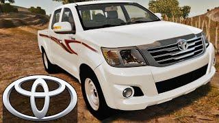 getlinkyoutube.com-Toyota Hilux Off Road - GTA IV