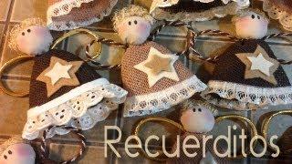 getlinkyoutube.com-Recuerditos para bautizo y primera comunión / angelitos ♥