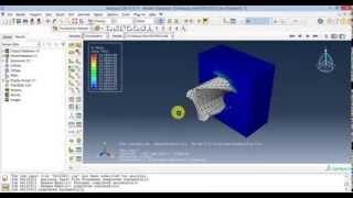 getlinkyoutube.com-ABAQUS drilling tutorial