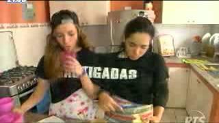 getlinkyoutube.com-Combate Rts Ecuador - Layla y Ana Paula 24 HRS Castigadas 27/03/14 (Parte 5)