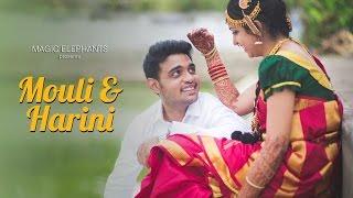 getlinkyoutube.com-Harini weds Mouli, Tam-brahm wedding, Chennai