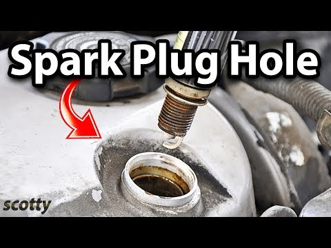 How to Fix Stripped Spark Plug Hole in Your Car