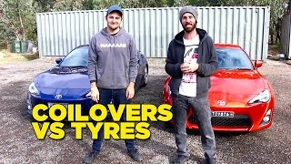 Coilovers VS Tyres