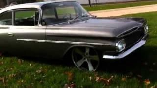 getlinkyoutube.com-Tekniquez Auto Club - 1959 Chevy Biscayne - Z06