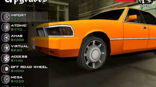getlinkyoutube.com-GTA SA Mobile Mod Shop (ALL CARS)