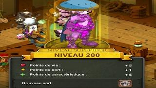 getlinkyoutube.com-[Dofus] Ouginak 1 à 200 en 1h10