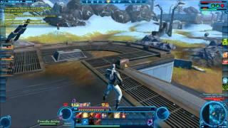 getlinkyoutube.com-SWTOR PVP (BETA): Trooper(Commando) in Alderan Warzone