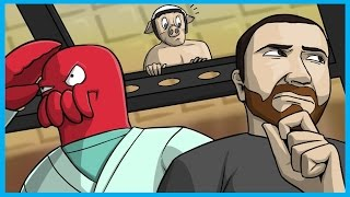 Gmod Hide and Seek Funny Moments - My Birthday Party, Secret Room, and Mind Freak!