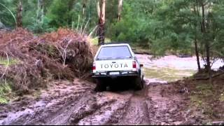 getlinkyoutube.com-Victorian High Country in Winter part 2..The river