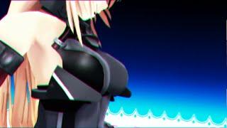 getlinkyoutube.com-【MMD艦これ】Bismarck&Printz Eugen【ELECT】