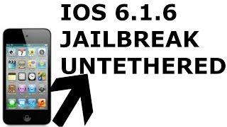 getlinkyoutube.com-How to jailbreak IOS6.1.6 without computer.(r)