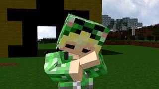 getlinkyoutube.com-[minecraftアニメ]とあるクリーパーの非日常的な一日[MMD]