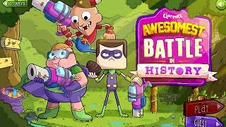 Clarence - AWESOMEST BATTLE in HISTORY (FREE FOR ALL) - Cartoon Network Games