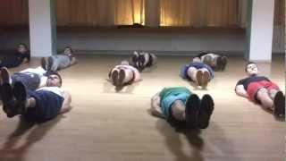 getlinkyoutube.com-CIRCUIT  ABDOMENE-Fitness Urban Grup Galati