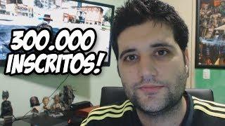 getlinkyoutube.com-Conheçam onde eu trabalho meu setup e como faço os videos, 300 000 INSCRITOS MUITO OBRIGADO!