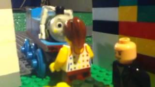 getlinkyoutube.com-Railway Series: Thomas comes to breakfast