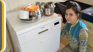 getlinkyoutube.com-Siemens SN24D201EU Dishwasher REVIEW by Ur IndianConsumer