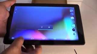"""getlinkyoutube.com-Envizen V100MDT 10"""" 4.4 KitKat Android Tablet"""