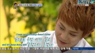 [B2STLYSUBS] 120827 Hello - Yoseob's message to Kikwang